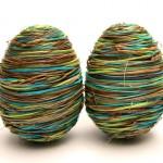 Пасхальные яйца своими руками - фото 37