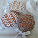 Пасхальные яйца своими руками - фото 39