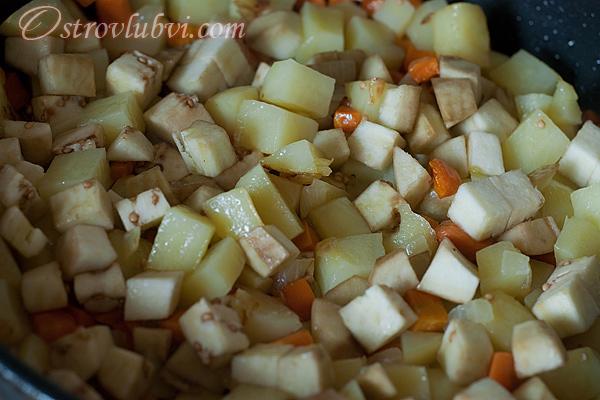 Овощное рагу -  фото 9