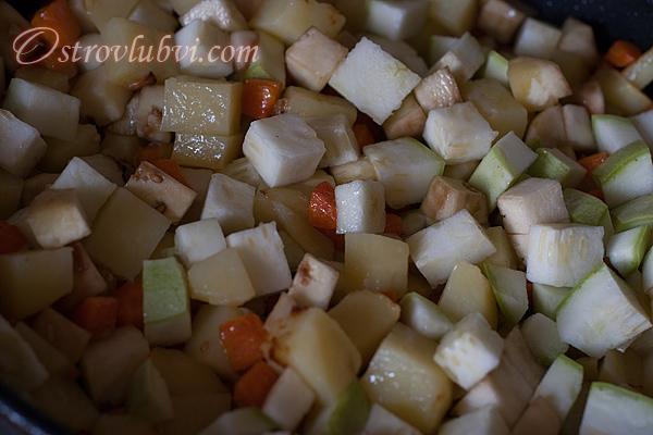 Овощное рагу -  фото 11