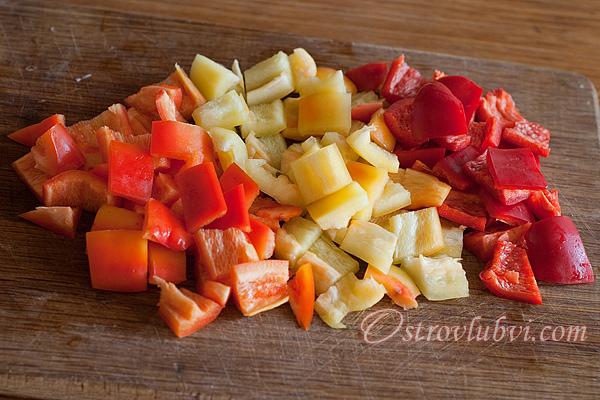Овощное рагу -  фото 14