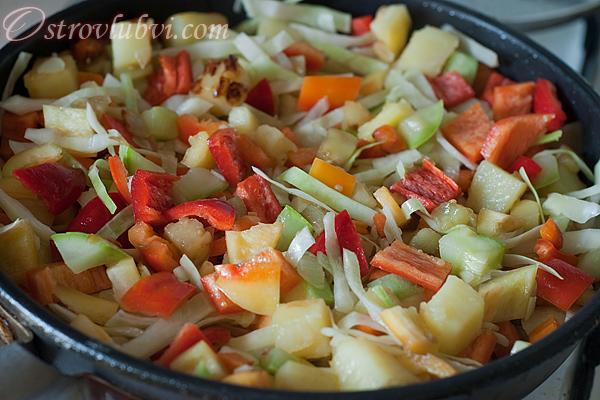 Овощное рагу -  фото 15