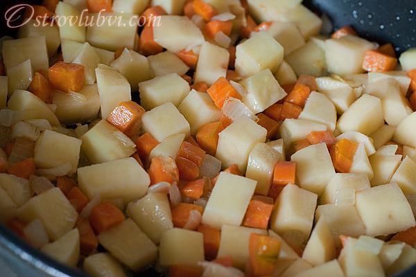 Овощное рагу -  фото 7
