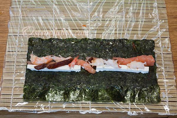 Готовим суши дома (фото 10)