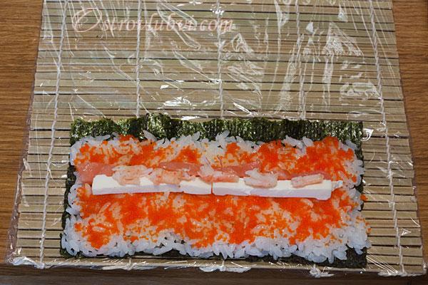 Готовим суши дома (фото 11)