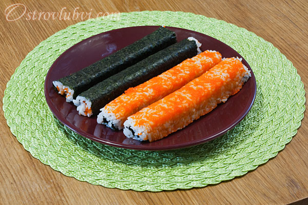 Готовим суши дома (фото 13)