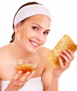 Использование меда в косметологии