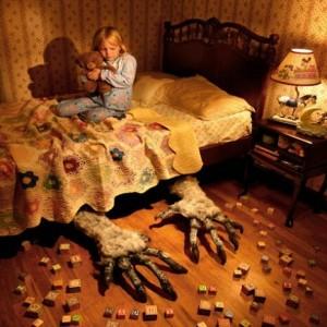 Причины появления кошмаров