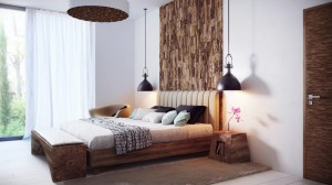 фен-шуй спальня