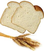 маска из белого хлеба