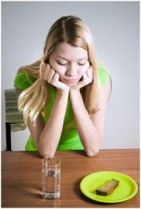 потеря аппетита: причины и лечение