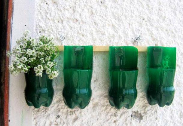 Горшки для цветов своими руками - фото 15
