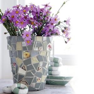 Горшки для цветов своими руками - фото 2