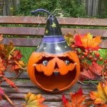 Декор на Хэллоуин - фото 11