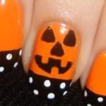 Маникюр на Хэллоуин - фото 15