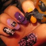 Маникюр на Хэллоуин - фото 17