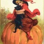 Открытки на Хэллоуин - фото 10