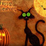 Открытки на Хэллоуин - фото 17
