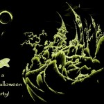 Открытки на Хэллоуин - фото 18