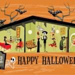 Открытки на Хэллоуин - фото 22