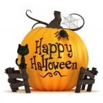 Открытки на Хэллоуин - фото 27
