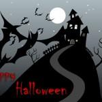 Открытки на Хэллоуин - фото 29
