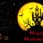 Открытки на Хэллоуин - фото 30