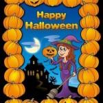 Открытки на Хэллоуин - фото 36