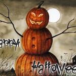 Открытки на Хэллоуин - фото 41