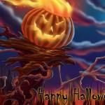 Открытки на Хэллоуин - фото 43
