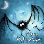 Открытки на Хэллоуин - фото 44