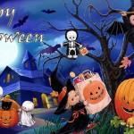 Открытки на Хэллоуин - фото 45