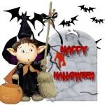 Открытки на Хэллоуин - фото 46