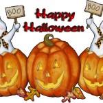 Открытки на Хэллоуин - фото 47