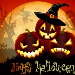 Открытки на Хэллоуин - фото 48