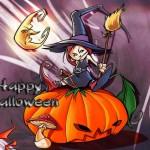 Открытки на Хэллоуин - фото 9