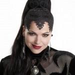 Прически на Хэллоуин - фото 26