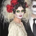 Прически на Хэллоуин - фото 28