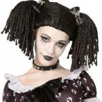 Прически на Хэллоуин - фото 30