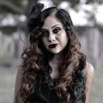 Прически на Хэллоуин - фото 33