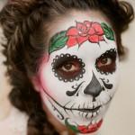 Прически на Хэллоуин - фото 40