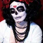 Прически на Хэллоуин - фото 44