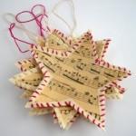 Новогодние игрушки с книжных листов - фото 23