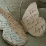 Новогодние игрушки с книжных листов - фото 29