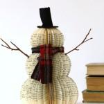 Новогодние игрушки с книжных листов - фото 4