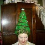 Новогодние прически - фото 9