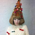 Новогодние прически - фото 10