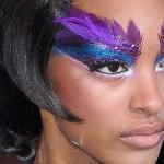 Новогодний макияж - фото 12