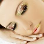 Новогодний макияж - фото 26