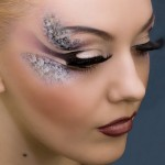Новогодний макияж - фото 27